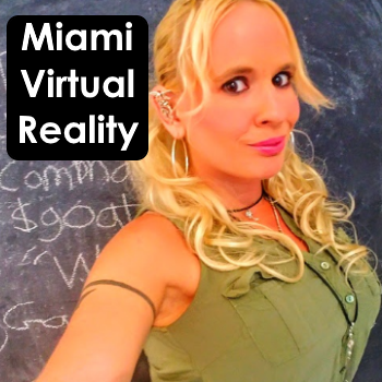 Miami VR Event | Commander Candy