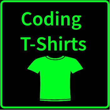 Coding Commanders | Mathematics and Programming T-shirts