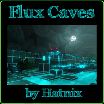 Flux Caves Game Review on Linux by Hatnix