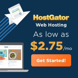 Host Gator provides web hosting at unbeatable prices